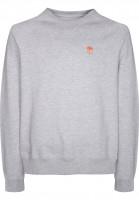 Mahagony Sweatshirts und Pullover T.O.L.-Basic grey Vorderansicht