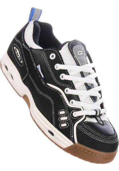 Globe Alle Schuhe CT IV Classic black-white-gum vorderansicht 0604743