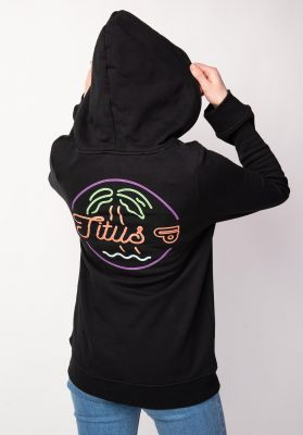 TITUS Neon Backprint Girls