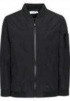 Reell-UEbergangsjacken-Technical-Flight-Jacket-black-Vorderansicht