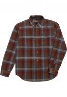 loser-machine-hemden-langarm-ryder-red-brown-vorderansicht-0504706