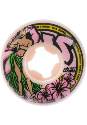 OJ Wheels Hula Elite Hardline 99A