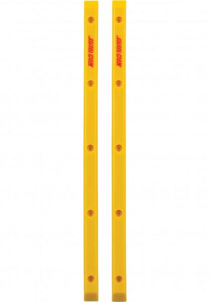 Santa-Cruz Sonstiges Slimline Rails yellow Vorderansicht