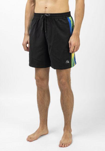 Quiksilver Beachwear Arch Print Volley 17´´ dazzlingblue vorderansicht 0205381