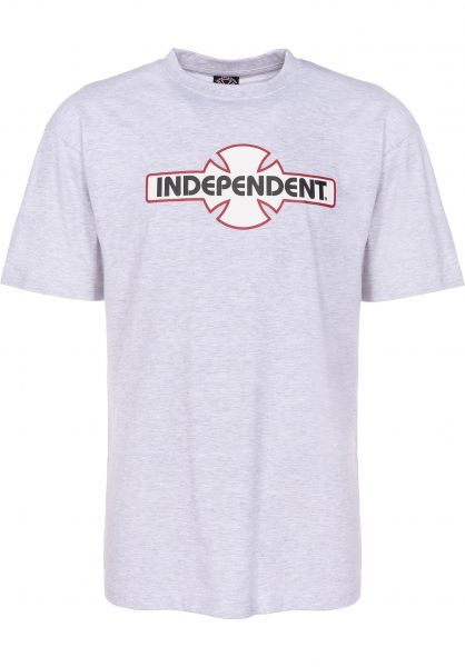 Independent T-Shirts OGBC athleticheather Vorderansicht