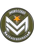 mini-logo-verschiedenes-lapel-pin-military-green-vorderansicht-0972456