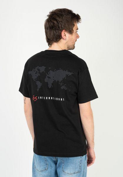 ES T-Shirts Expansion black vorderansicht 0323623