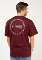 element-t-shirts-questa-vintagered-vorderansicht-0324159