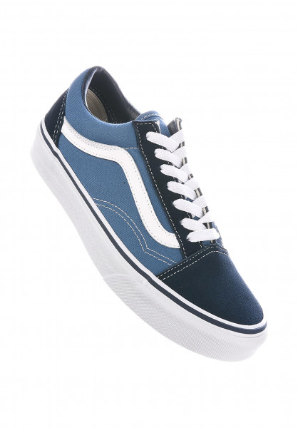 Vans Old Skool Baby Blue & True White Shoes Blue, Womens Skate Shoes Skate Shoes, Womens