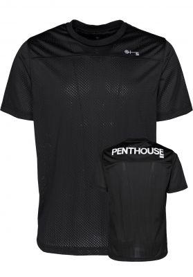 HUF T-Shirts Penthouse Football Jersey