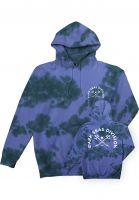 dark-seas-hoodies-headmaster-warp-cut-tie-dye-mallard-purple-vorderansicht-0445859