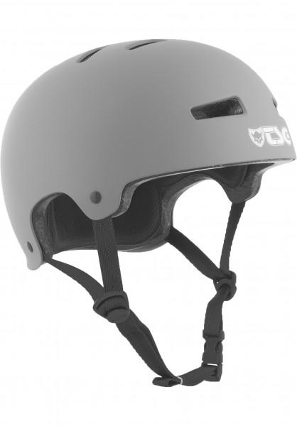 TSG Helme Evolution Solid Colors satin coal Vorderansicht