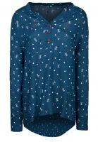 alife-&-kickin Hemden langarm Daisy C smaragd Vorderansicht