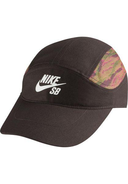 Nike SB Caps Guatemalan velvetbrown vorderansicht 0566184