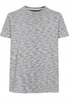 Reell-T-Shirts-Curved-lightgreymelange-Vorderansicht
