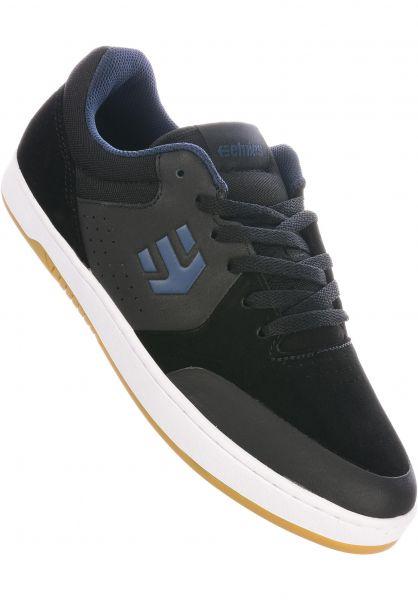 etnies Alle Schuhe Marana x Michelin black-blue vorderansicht 0604316