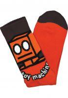 toy-machine-socken-robot-sock-orange-vorderansicht-0632239