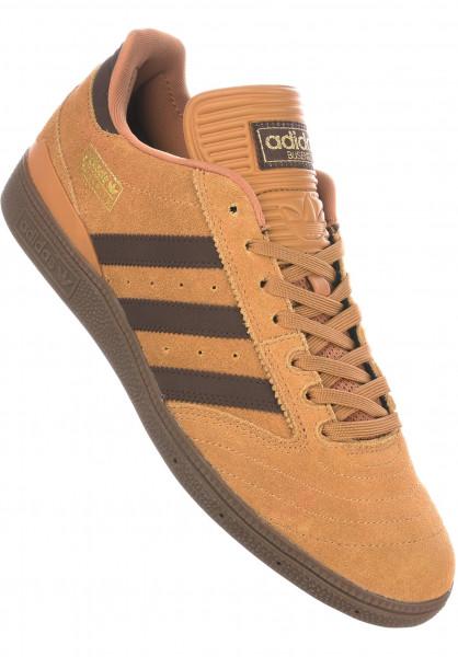 adidas-skateboarding Alle Schuhe Busenitz Pro mesa-brown Vorderansicht