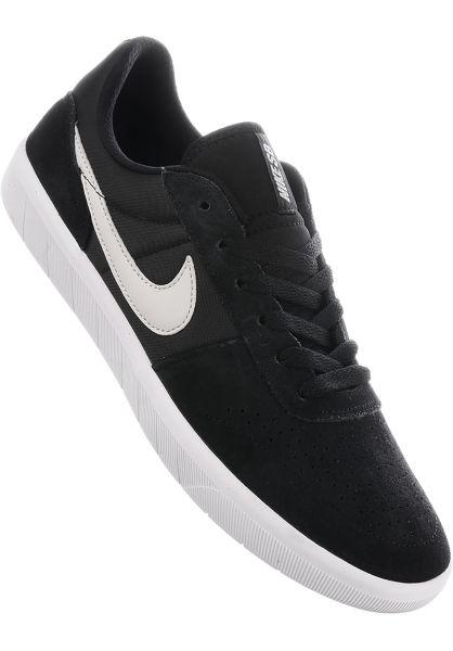 check out 77763 ef36e Nike SB Alle Schuhe Team Classic black-lightbone vorderansicht 0604425