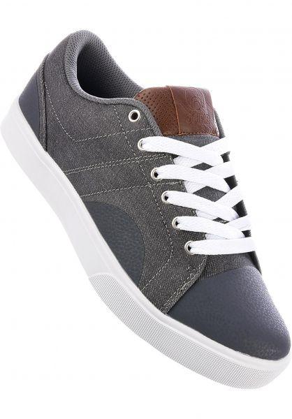 Osiris Alle Schuhe Turin grey-tan Vorderansicht
