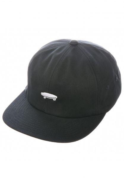 Vans Caps Salton II black-white vorderansicht 0565706