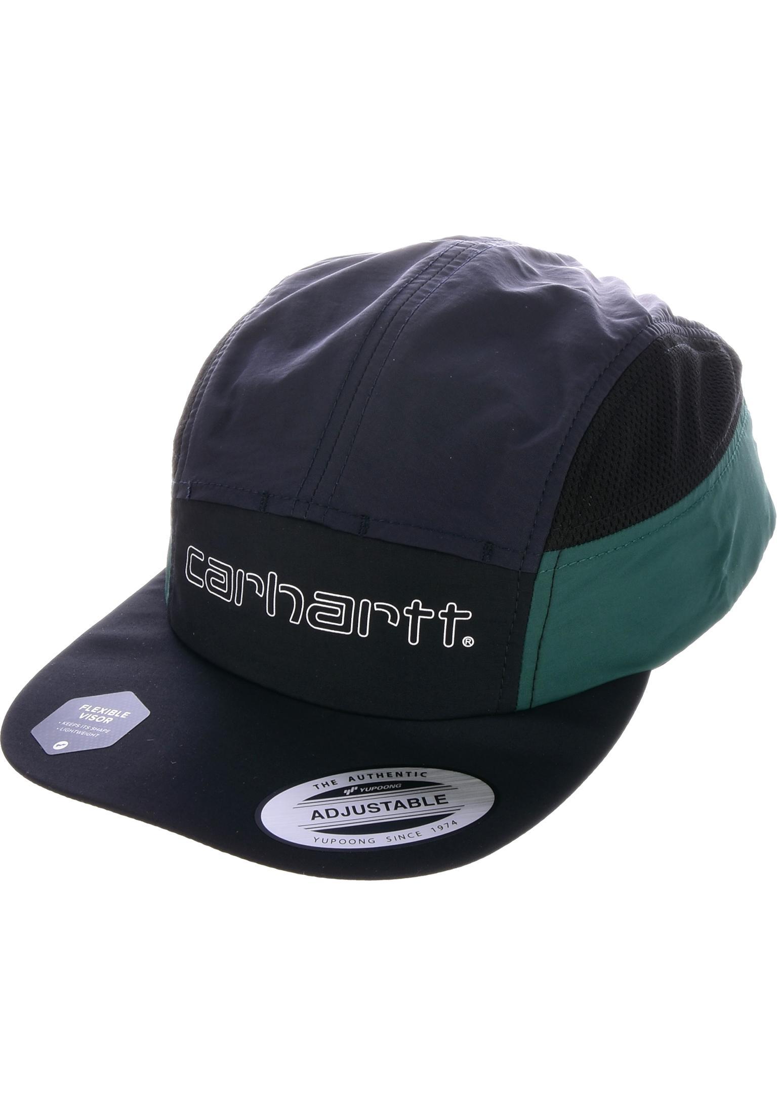 a17edbf843f65 Terrace Carhartt WIP Caps in black-darknavy-bottlegreen-black for Men
