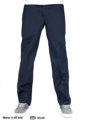 Dickies Slim Straight Dickies Work Pant WP873