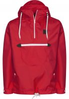 Turbokolor Windbreaker Freitag red Vorderansicht