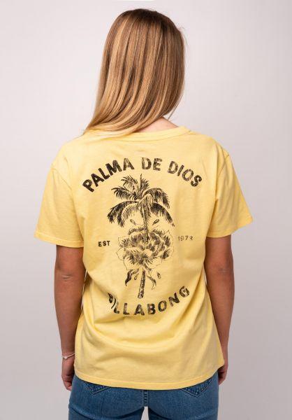 Billabong T-Shirts Salt Wash Tee sunnydayz vorderansicht 0399020