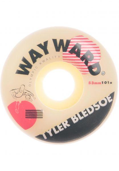 Wayward Rollen Bledsoe Hurdle 101A Round Cut white vorderansicht 0134507