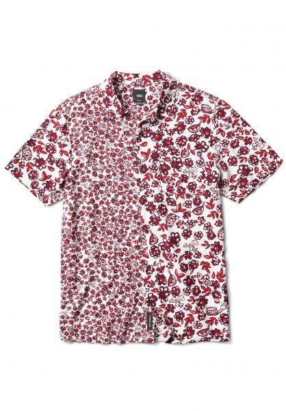 Vans Hemden kurzarm Micro Dazed microdazed-floral vorderansicht 0401061