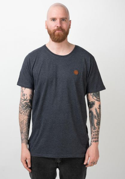 alife and kickin T-Shirts Maddox marine 120 vorderansicht 0320764