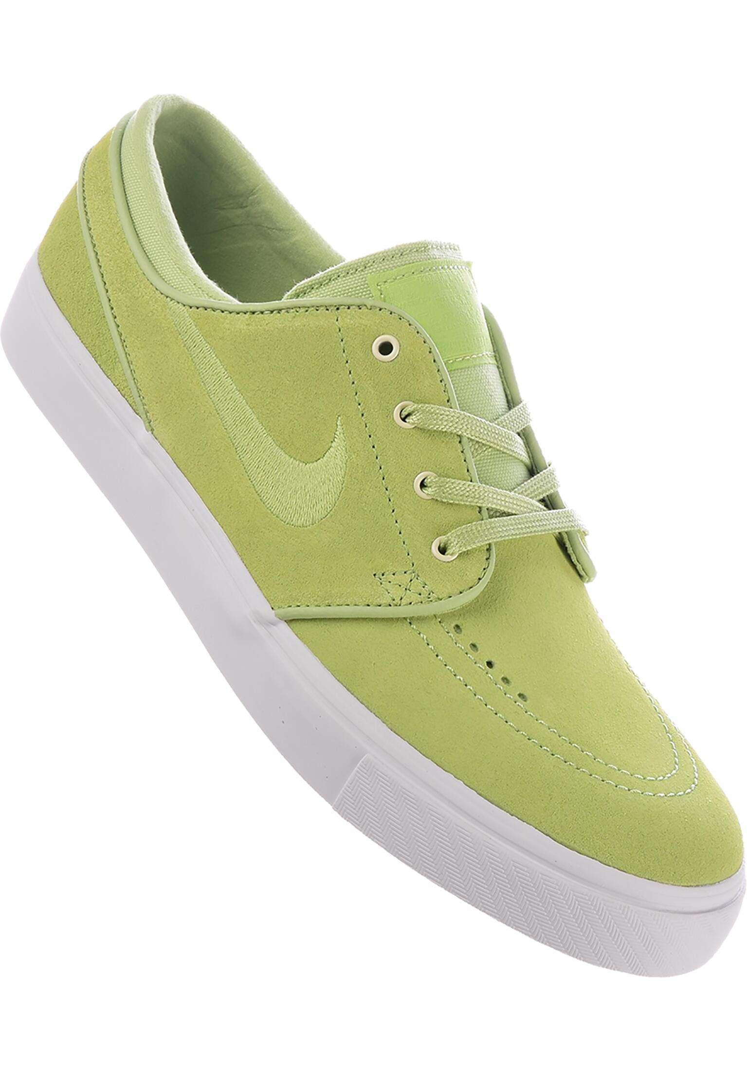 uk availability fb1f7 efcd0 Zoom Stefan Janoski Nike SB All Shoes in barleyvolt-white for Men   Titus