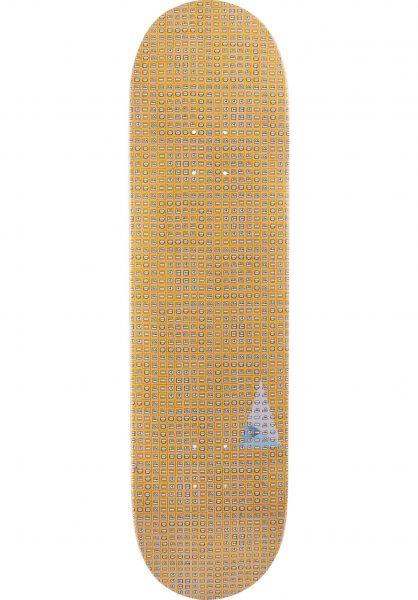 Problem Skate Inc Skateboard Decks 99 Problems yellow vorderansicht 0260838