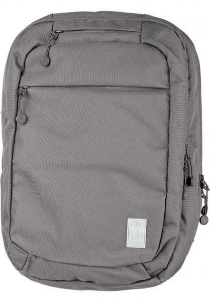 Lefrik Rucksäcke 101 Backpack grey vorderansicht 0880954