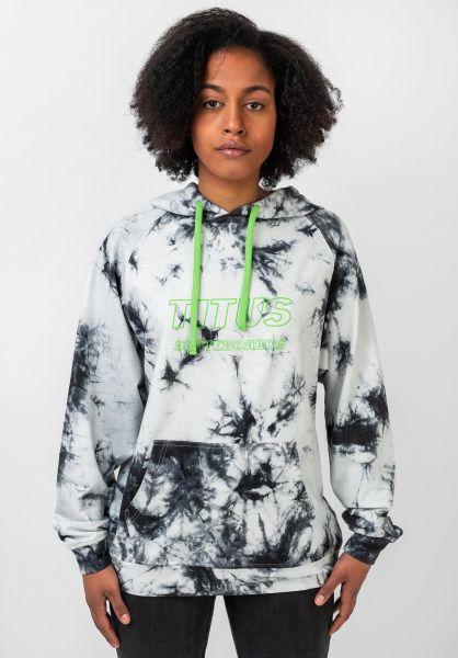 TITUS Hoodies Awi batik vorderansicht 0445311