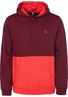 neff-hoodies-split-burgundy-red-vorderansicht-0444733