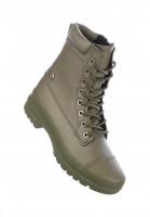 DC Shoes Alle Schuhe Amnesti TX olive Vorderansicht