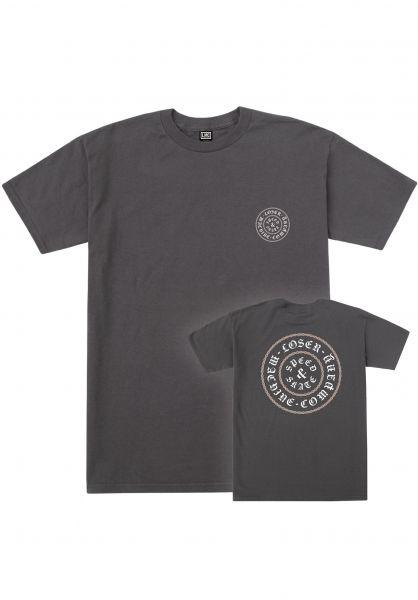 Loser-Machine T-Shirts Bullet Proof tar vorderansicht 0321878
