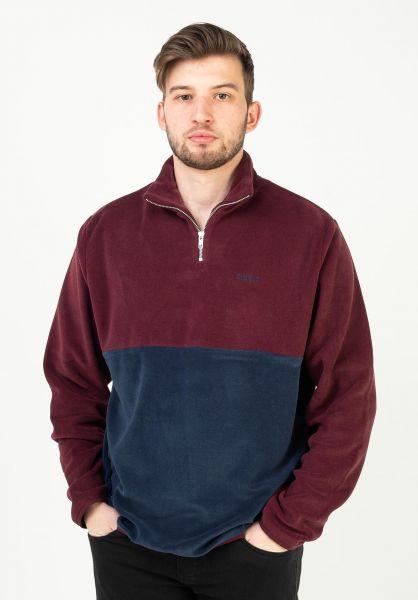Cleptomanicx Sweatshirts und Pullover Softer Double portroyale vorderansicht 0422968