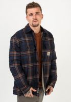 carhartt-wip-uebergangsjacken-aiden-shirt-jac-aidencheck-darknavy-vorderansicht-0504605