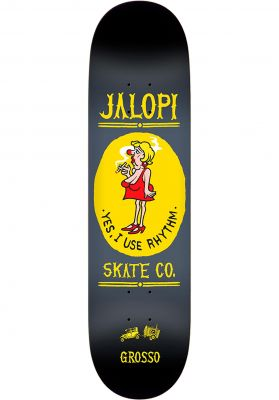 Anti-Hero Grosso Jalopi Skate Co