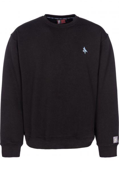 Fourasses Sweatshirts und Pullover Surfer black vorderansicht 0422656