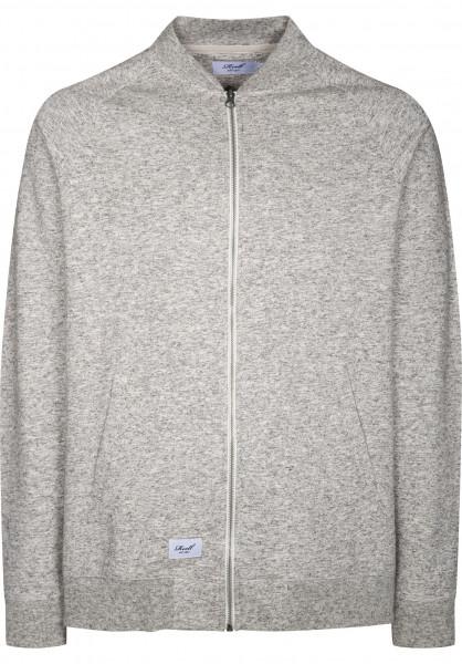 Reell Sweatshirts und Pullover College Trainer greymelange Vorderansicht