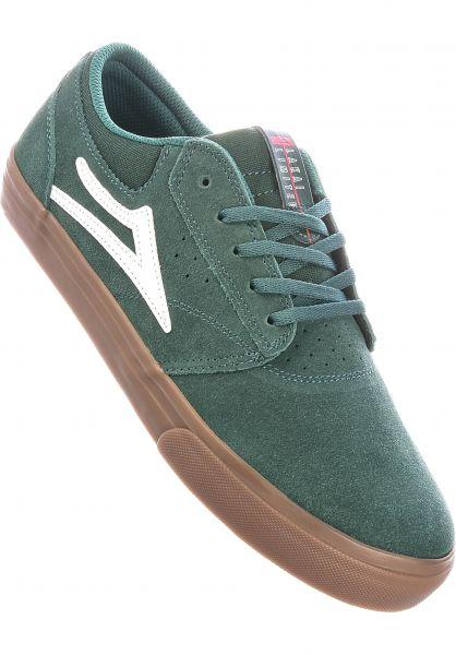 Lakai Alle Schuhe Griffin pine-gum vorderansicht 0603274