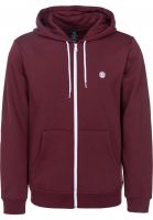 Element Zip-Hoodies Cornell napared Vorderansicht