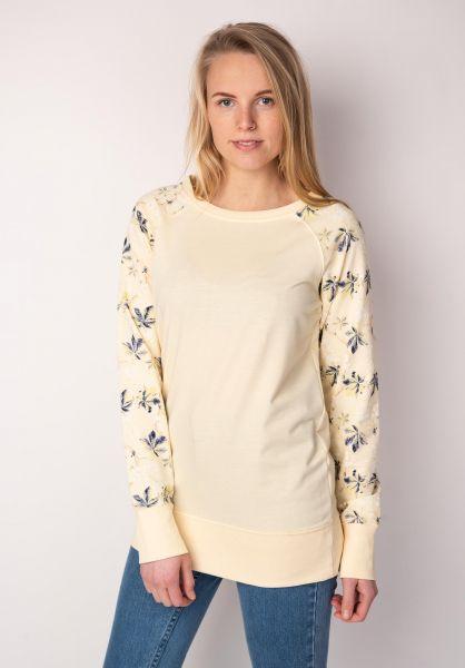 TITUS Sweatshirts und Pullover Marlind yellow vorderansicht 0422533