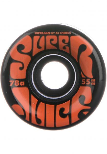OJ Wheels Rollen Mini Super Juice 78a black vorderansicht 0134410