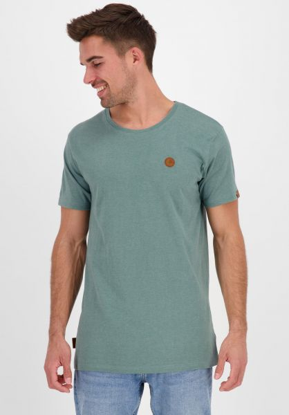 alife and kickin T-Shirts Maddox smoke vorderansicht 0320764