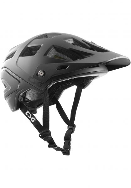 TSG Helme Scope Solid Color satin black Vorderansicht 0750141